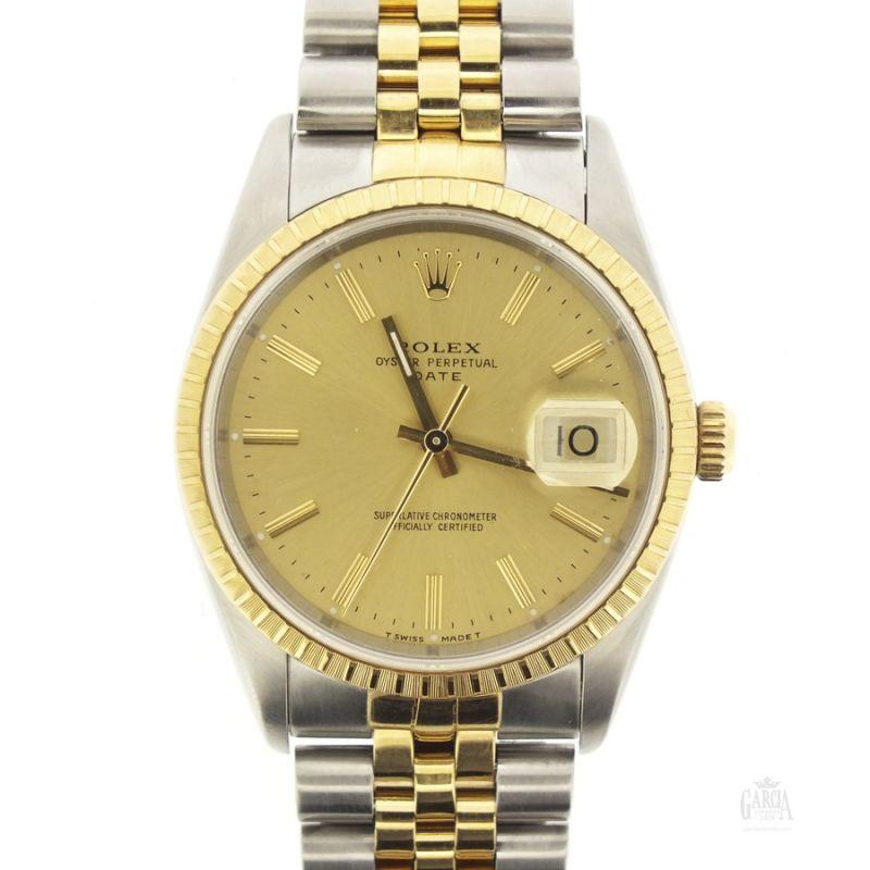 Rolex Perpetual Date