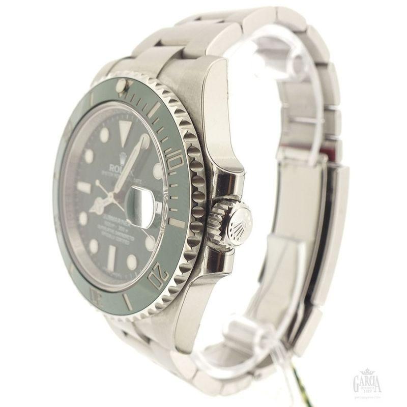 Rolex Submariner Acero Nuevo 54908 Vendido