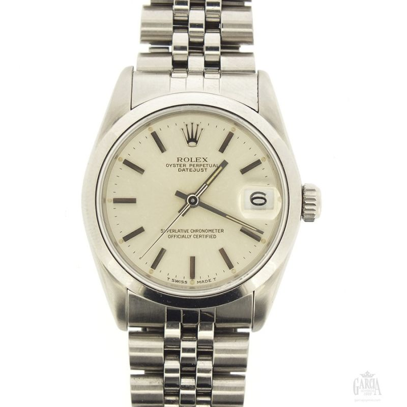 Rolex Oyster Perpetujal Datejust
