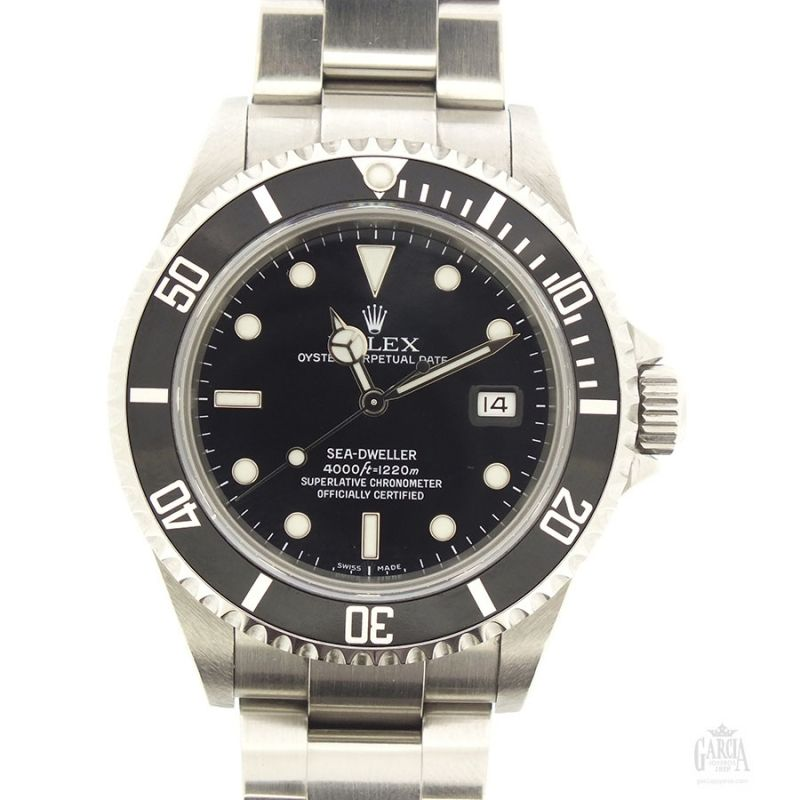 Rolex Sea-Dweller ID 16600