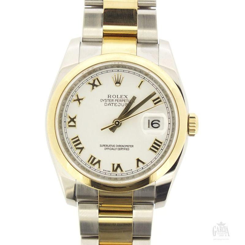 Rolex Datejust ID 116203