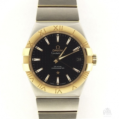 Omega Constellation Co-Axial Nuevo