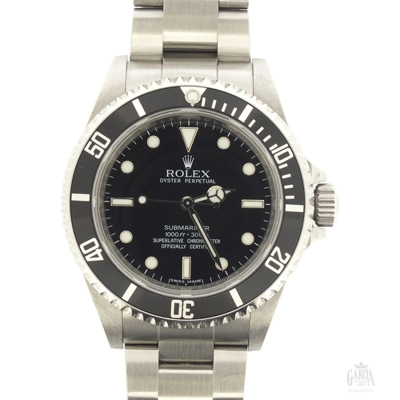 Rolex Submariner Steel