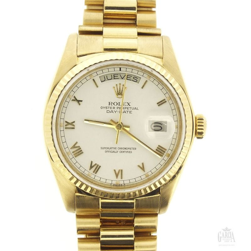 Rolex Day-Date Gold