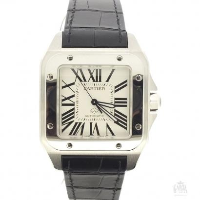 Cartier Santos 100 XL NUEVO