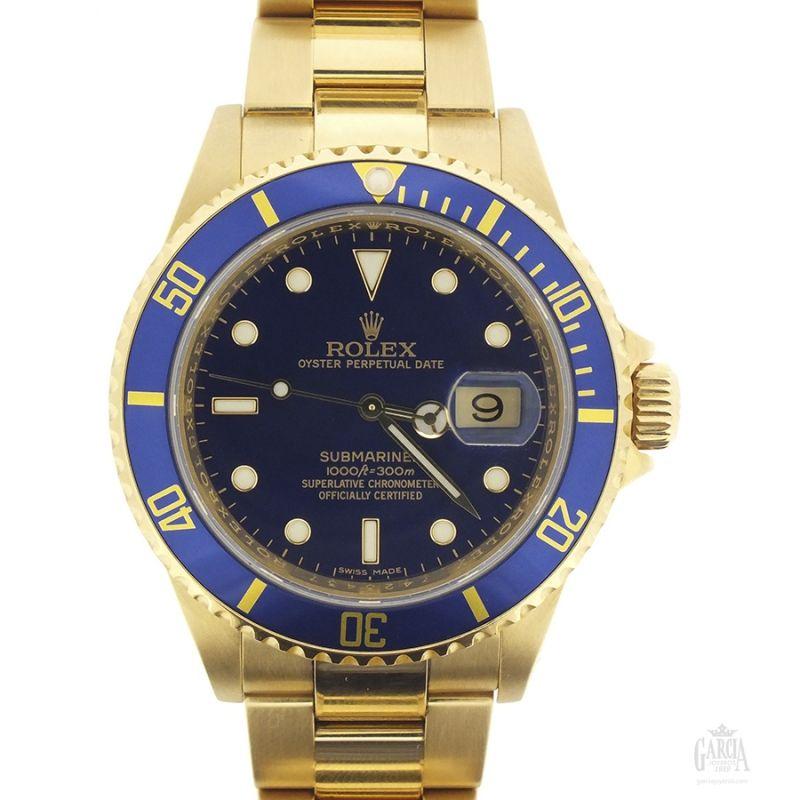 Rolex Submariner Date Oro