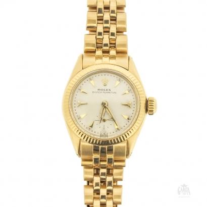 Rolex Lady Gold Vintage