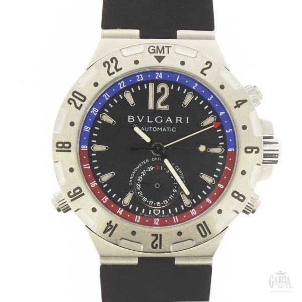 Bvlgari Diagono GMT 40 S