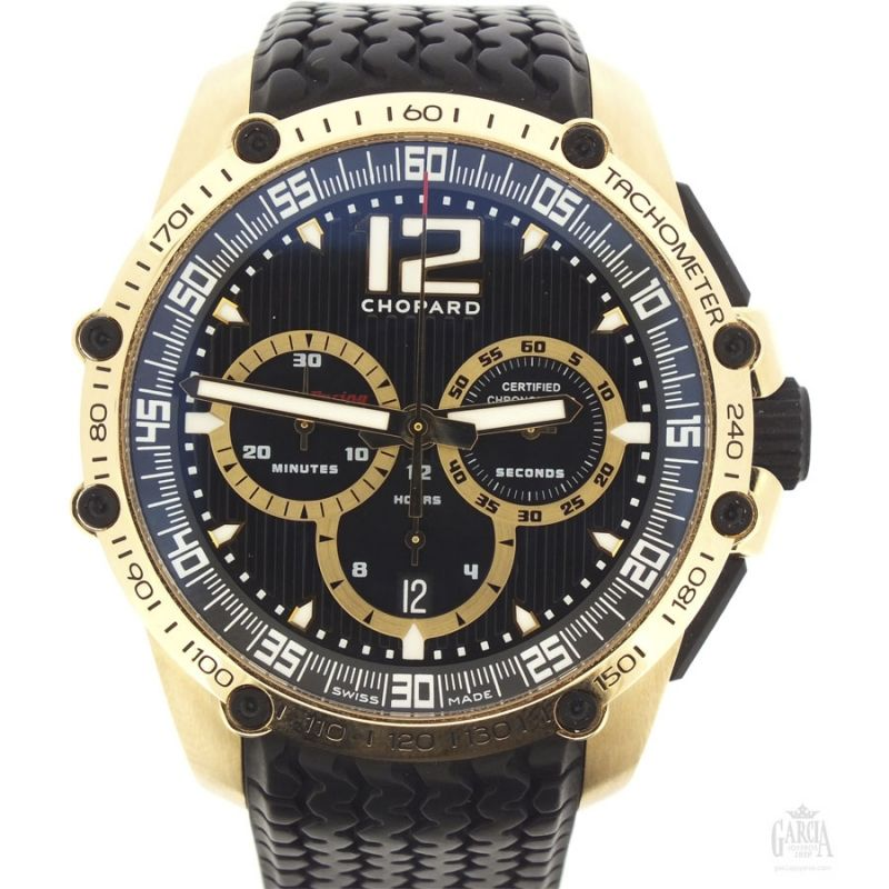 Chopard Classic Racing Superfast Oro