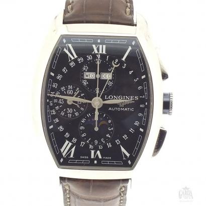 Longines Evidenza Chronograph Day-Date