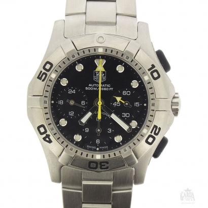 Tag Heuer Aquagraph Calibre 60