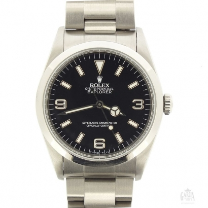 Rolex Oyster Perpetual Explorer