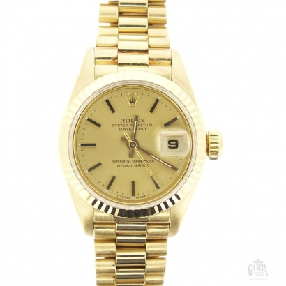 Rolex Oyster Perpetual Datejust Lady