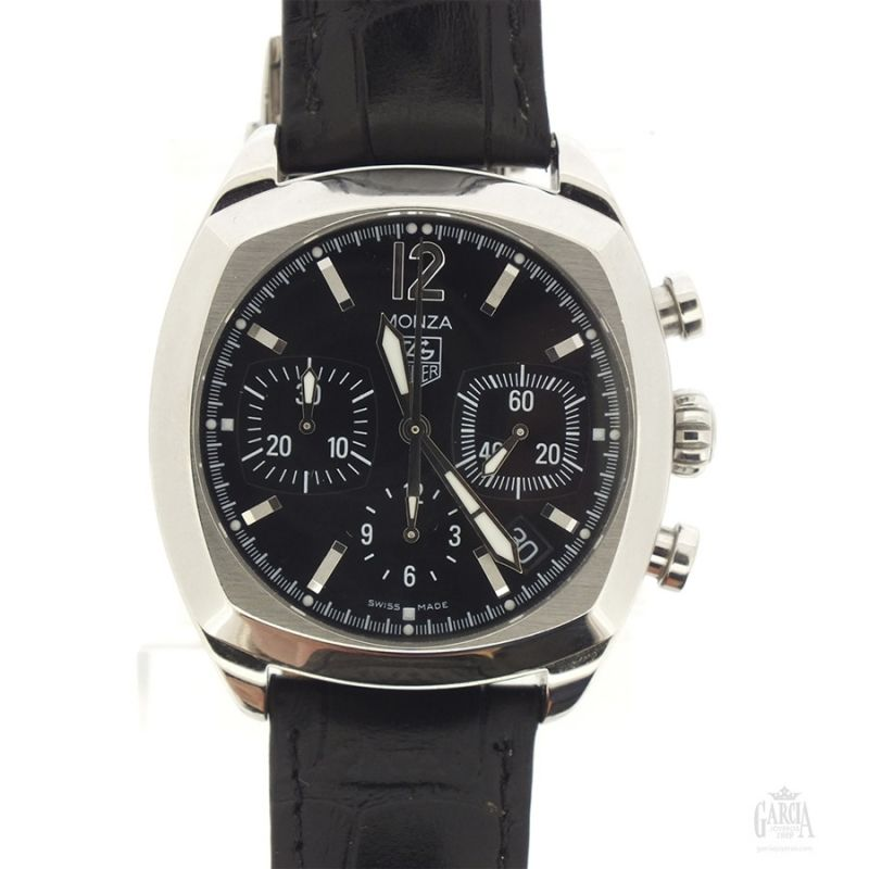 Tag Heuer Monza Chronograph