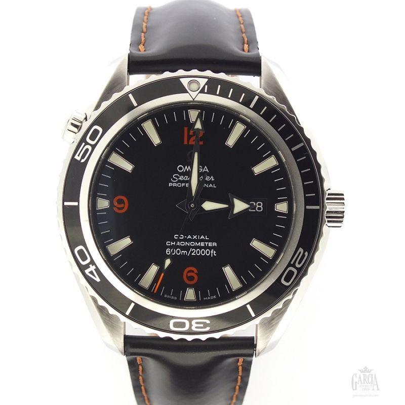 Omega Planet Ocean 600M