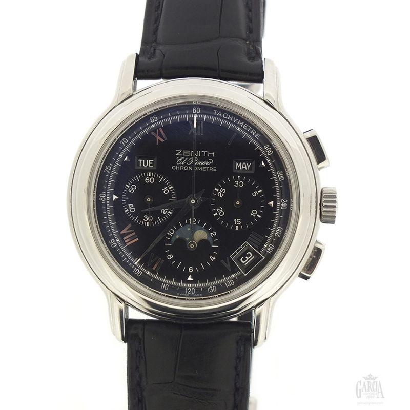 Zenith El Primero Chronometre