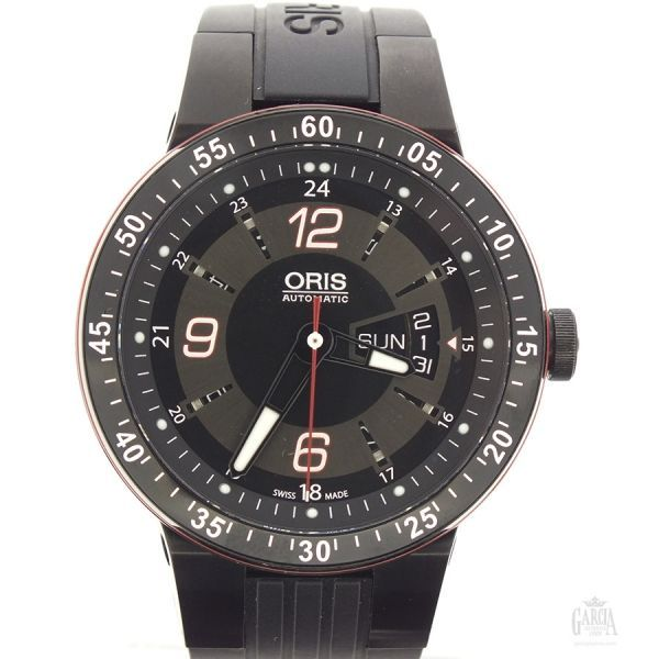 Oris Williams F1 Day Date