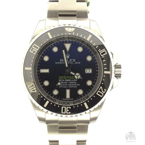 Rolex Sea Dweller Deepsea D-Blue