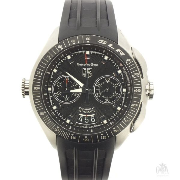 Tag Heuer Mercedes-Benz SLR Calibre 17