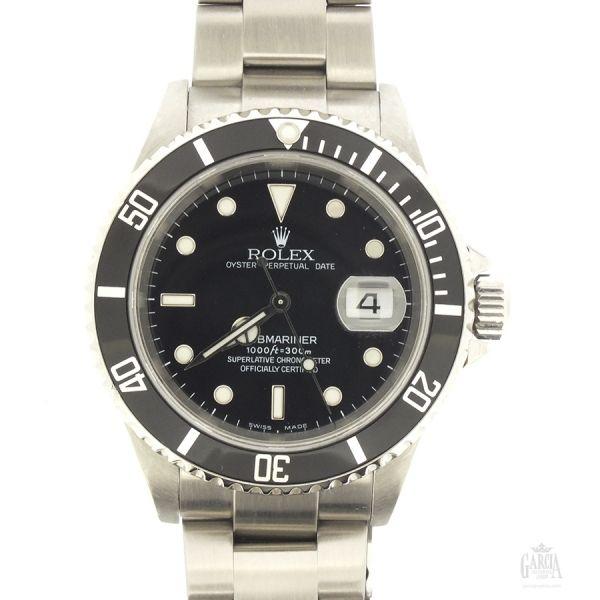 Rolex Date Submariner
