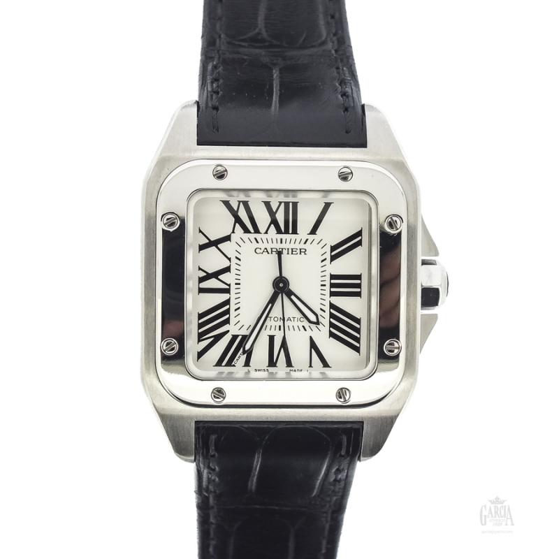 Cartier Santos 100 RESERVADO