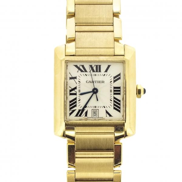 Cartier Tank Francaise Gold