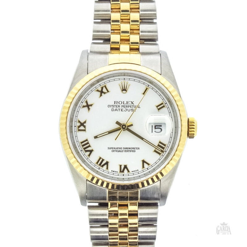 Rolex Datejust Mixto