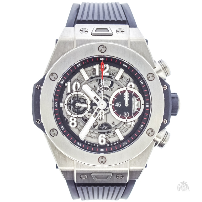 Hublot Big Bang Unico Titanium