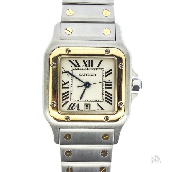 Cartier Santos Quartz