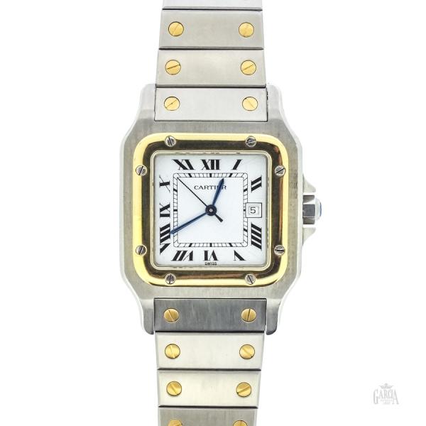 Cartier Santos Automatic