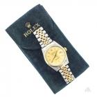 Rolex Datejust acero y oro