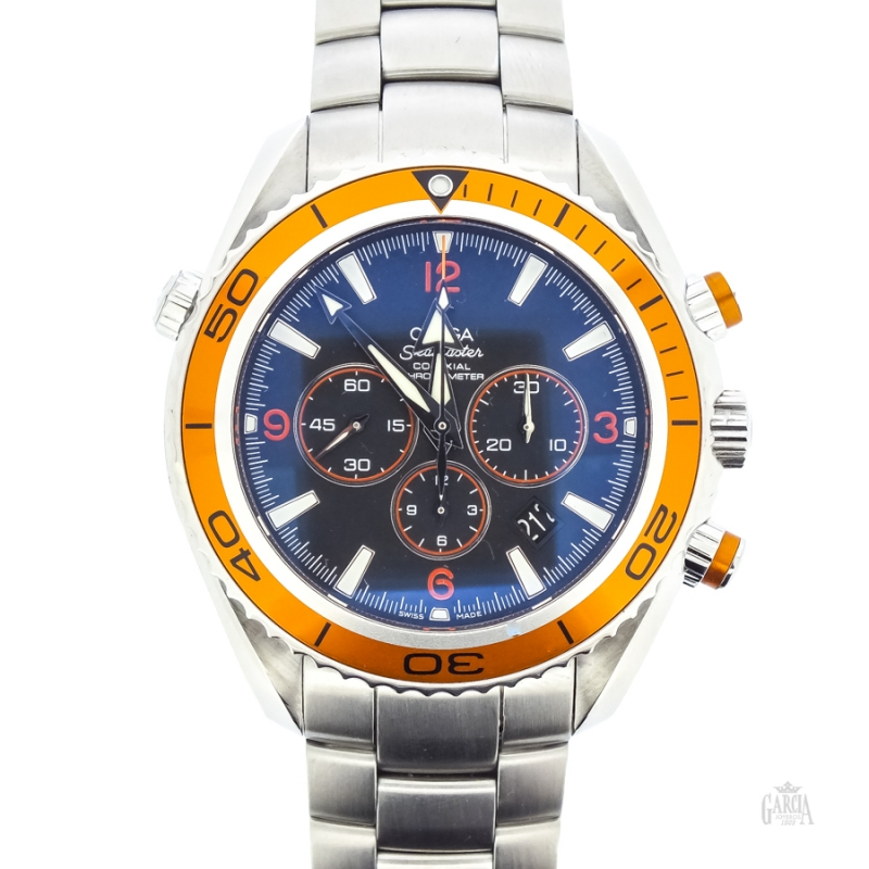 Omega Seamaster Planet Ocean Co-Axial