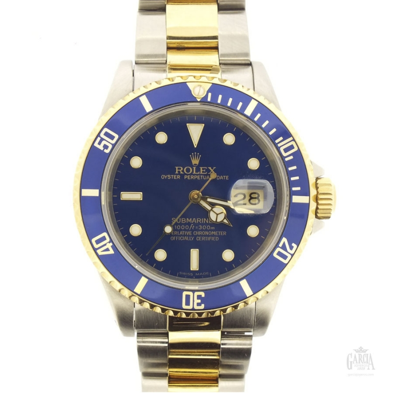 Rolex Submariner Mixto