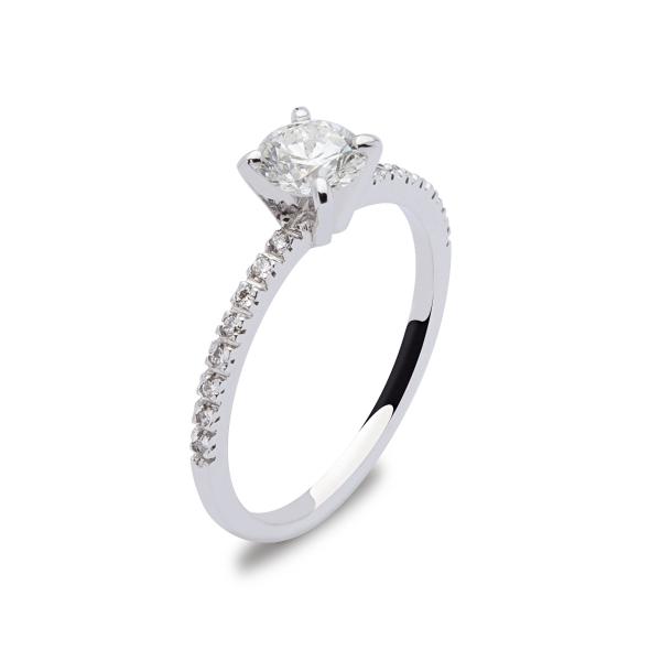 Sortija diamantes