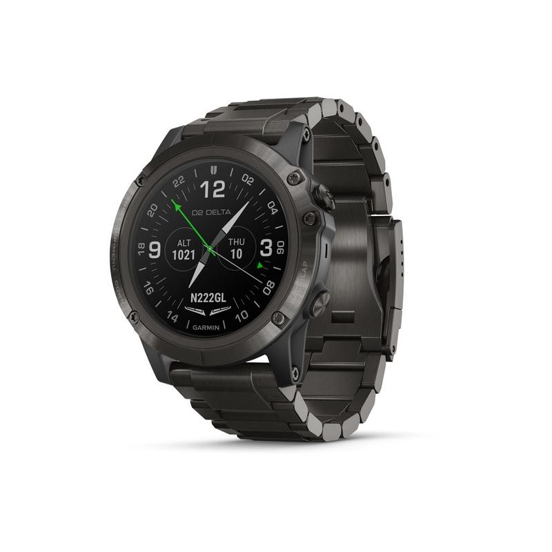 Garmin D2™ Delta PX Aviator Watch with DLC Titanium Band (51mm)