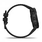 Garmin Fénix6x Pro negro con correa negra