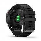 Garmin Fénix 6 Pro negro con correa negra