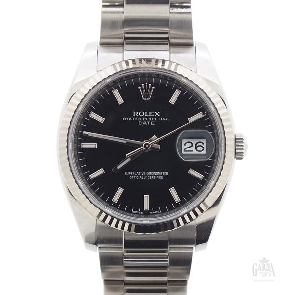 Rolex Date 34 mm