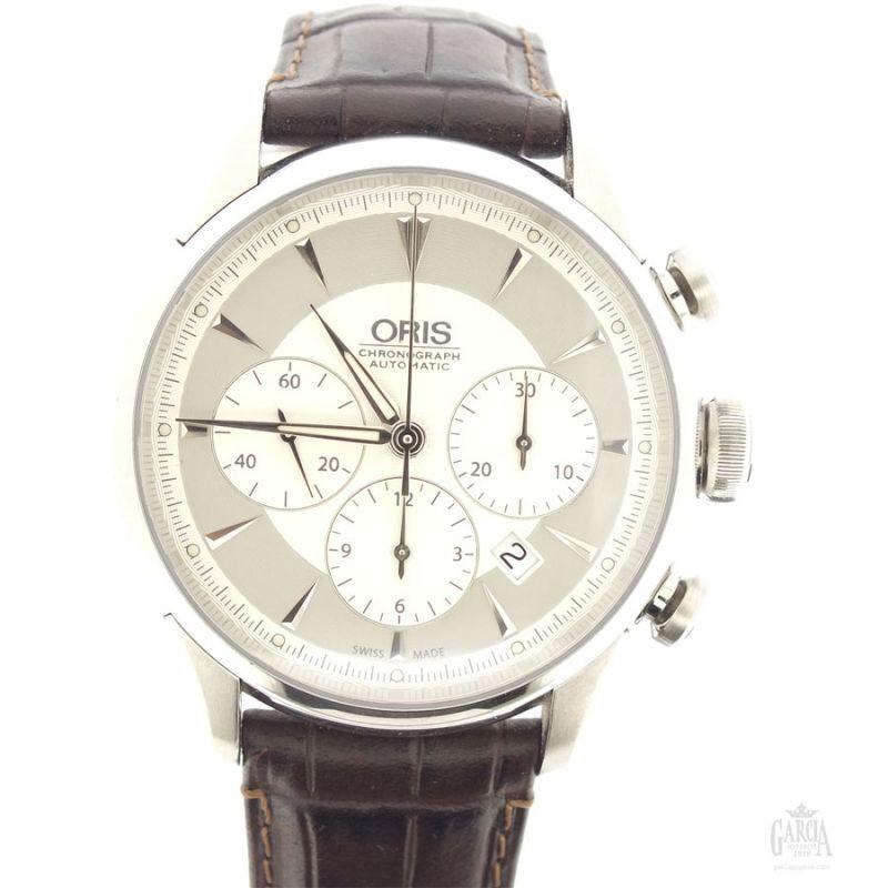 Oris Chronograph Automatic