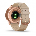 Garmin vívomove® Luxe Rose Gold