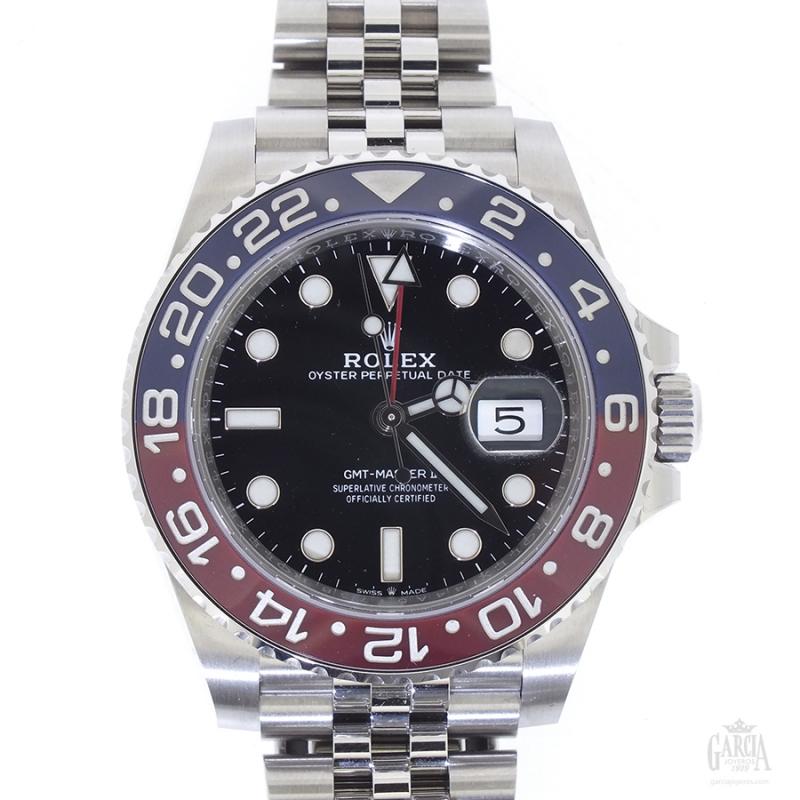 Rolex GMT Master II Date NUEVO