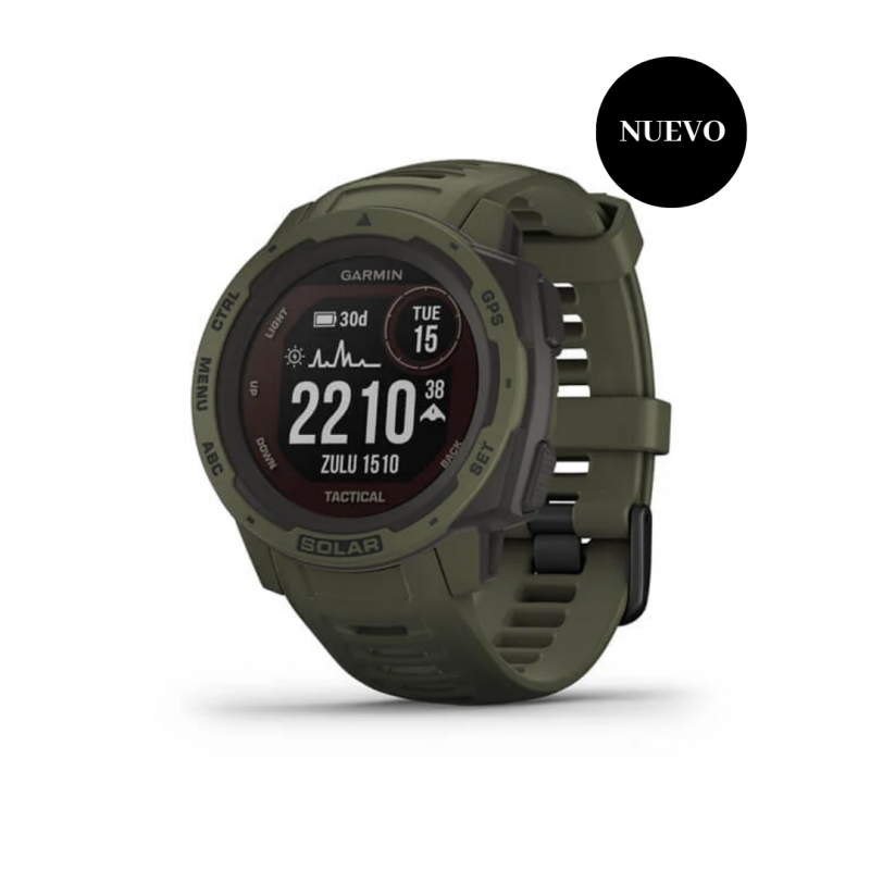 Garmin Instinct® Solar: Tactical Edition