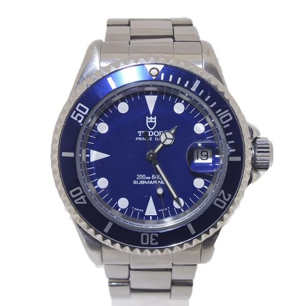 Tudor Submariner Blue Dial