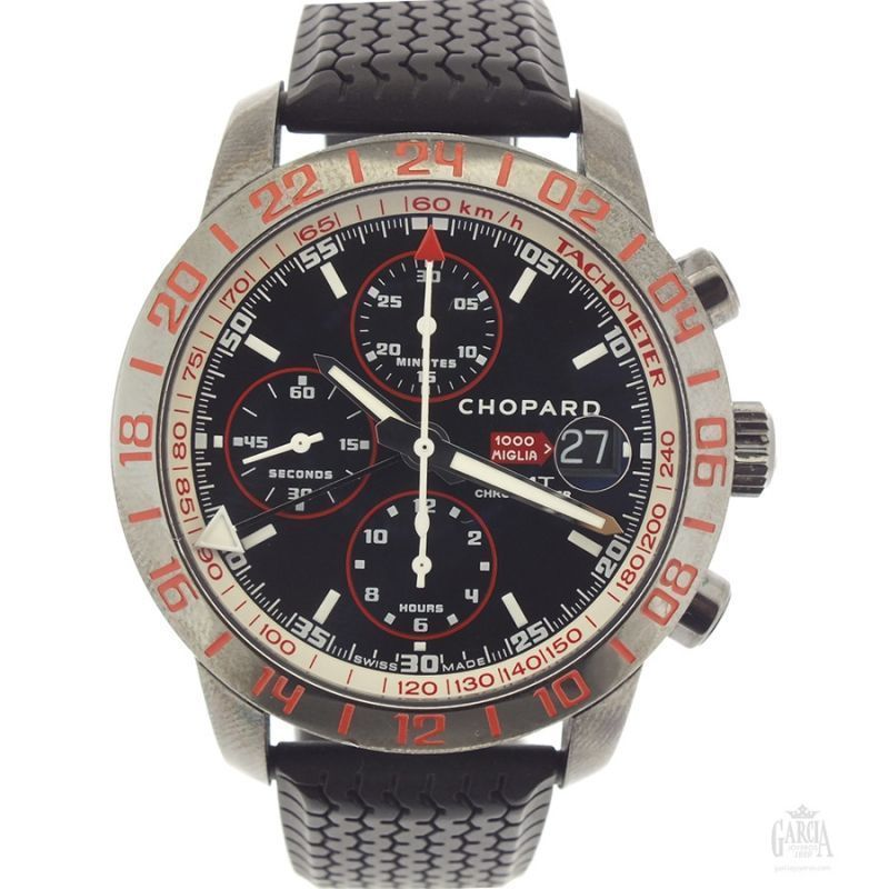 Chopard Mille Miglia Speed Black 2