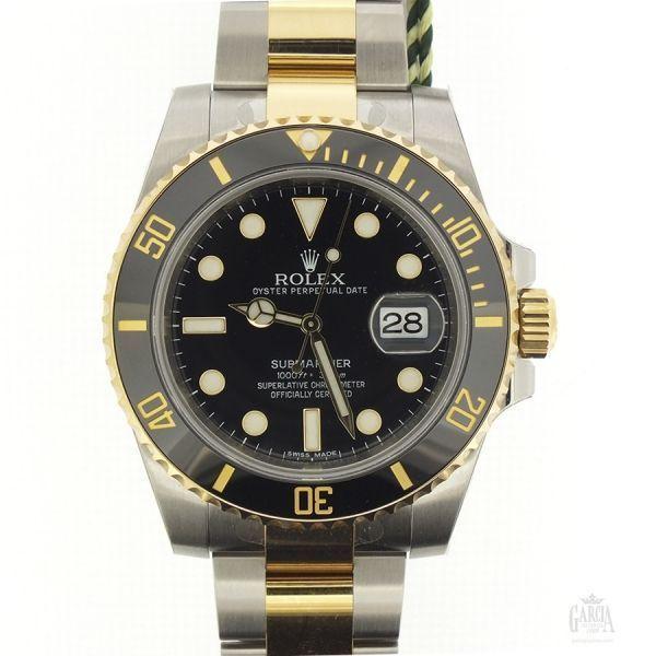 Rolex Date Submariner NUEVO