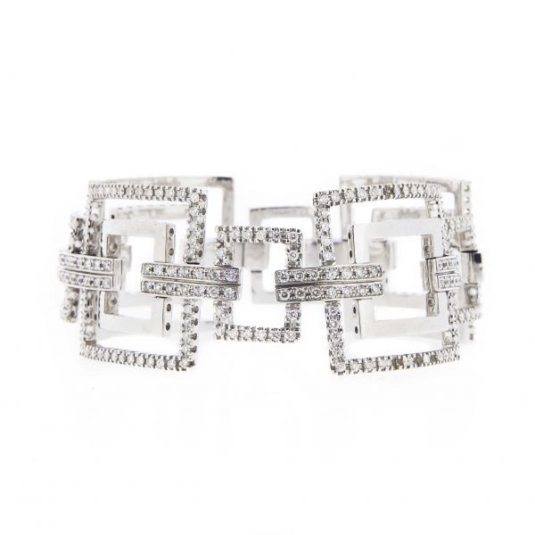 Pulsera Diamantes