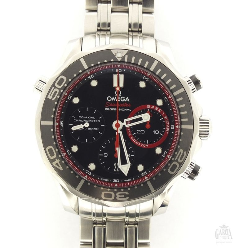 Omega Seamaster America´s Cup