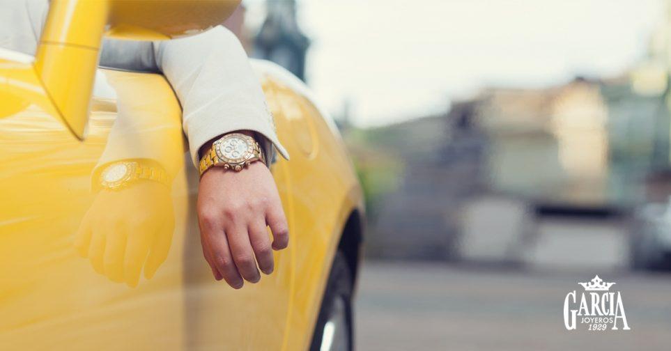c9229978aa36 Top 5 relojes de lujo para hombre - García Joyeros