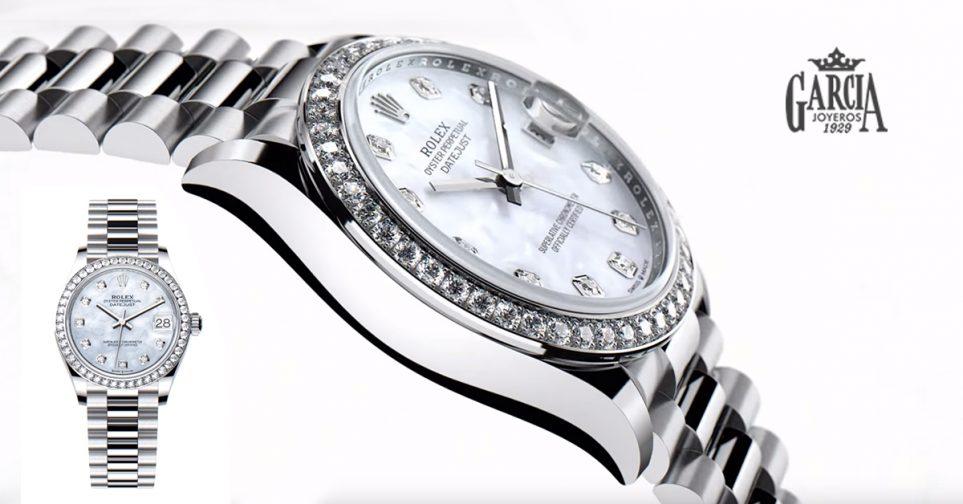 Rolex Para Mujer Un Reloj Para Toda La Vida García Joyeros