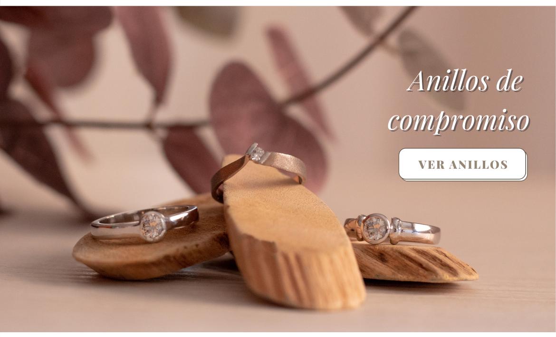 descubre nuestros anillos de compromiso